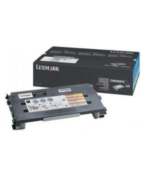 Toner Lexmark Original C500 Negro para 2500 impresiones