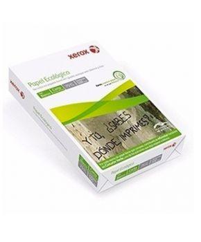 Paquete de Hojas de maquina tamaño carta c/500 marca Xerox.