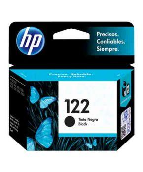 Cartucho de Tinta HP Original HP 122 para 190 impresiones.