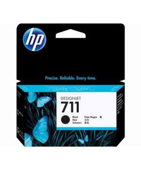 Cartucho de Tinta Original HP 711 Negro de 80 ml Alto Rendimiento