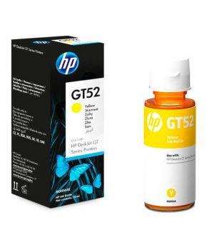 Botella de Tinta Original HP GT52 Amarillo para 8000 Impresiones