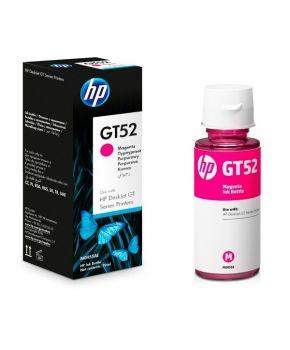 Botella de Tinta Original HP GT52 Magenta para 8000 Impresiones