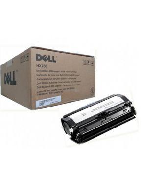 Cartucho de Toner Original Dell 2335 DN Negro para 6000 Impresiones.