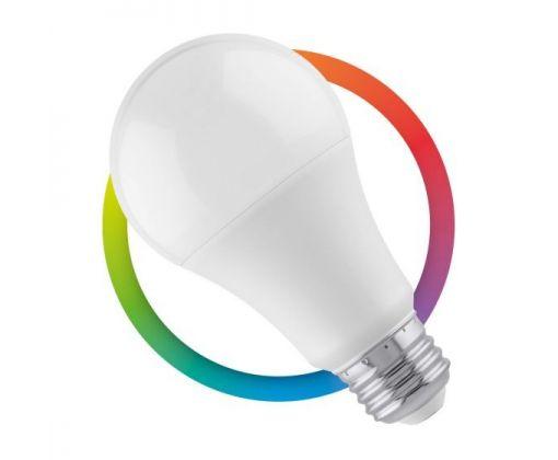 Foco LED RGB Luz Fria de 7w Controlado por Wi-Fi marca Steren