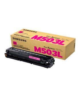 Cartucho de Toner Samsung M503L (CLT-M503L) Magenta Original para 5,000 páginas.