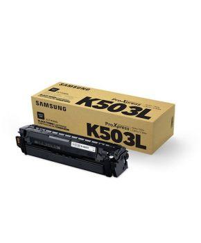 Cartucho de Toner Samsung K503L (CLT-K503L) Negro Original para 8,000 páginas.