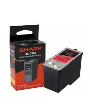Cartucho de Tinta negro Sharp Original UXC80B