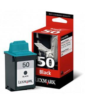 Cartucho negro 17G0050 Lexmark original de alto Rendimiento (17 ml.)