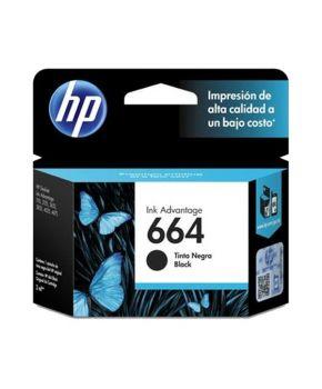 Cartucho de Tinta Original HP F6V29AL Negro para 120 impresiones