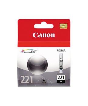 Cartucho de Tinta Negro Canon CLI-221 Original