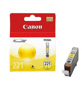 Cartucho de Tinta Amarillo Canon CL-221 Original