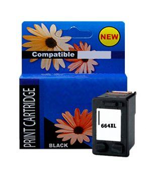Cartucho de Tinta 664XL (F6V31AL) Negro Versión 2 Generación 2  para 480 páginas.