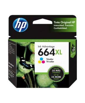 Cartucho de Tinta Original HP F6V30AL Color Negro de Alto rendimiento para 330 impresiones.