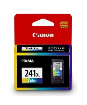 Cartucho de Tinta Color Canon CL-241XL Original alto rendimiento