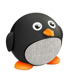 Bocina Mini Bluetooth con forma de Pingüino marca Steren.