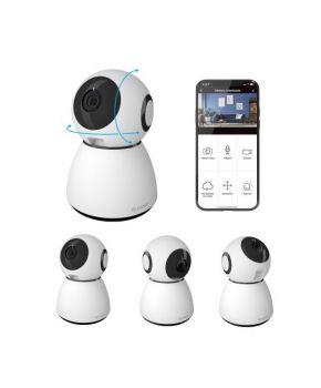 Camará de Seguridad controlado por WI-FI Robotizada SHOME para Interior marca Steren.