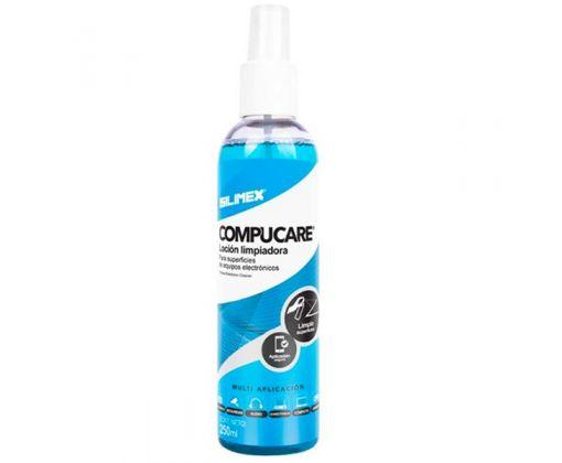 Limpiador en Spray para gabinetes de equipos de cómputo 250 ml.