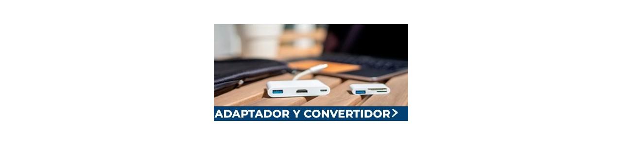 Adaptadores y convertidores de video