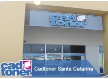 Cad Toner Santa Catarina