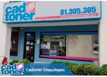 Cad Toner Chapultepec