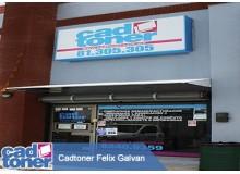 Cad Toner Felix Galvan
