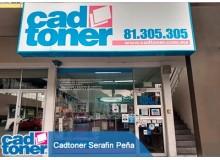 Cad Toner Serafin Peña