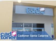 Cad Toner Santa Catarina Centro