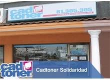 Cad Toner Solidaridad