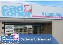 Cad Toner Universidad